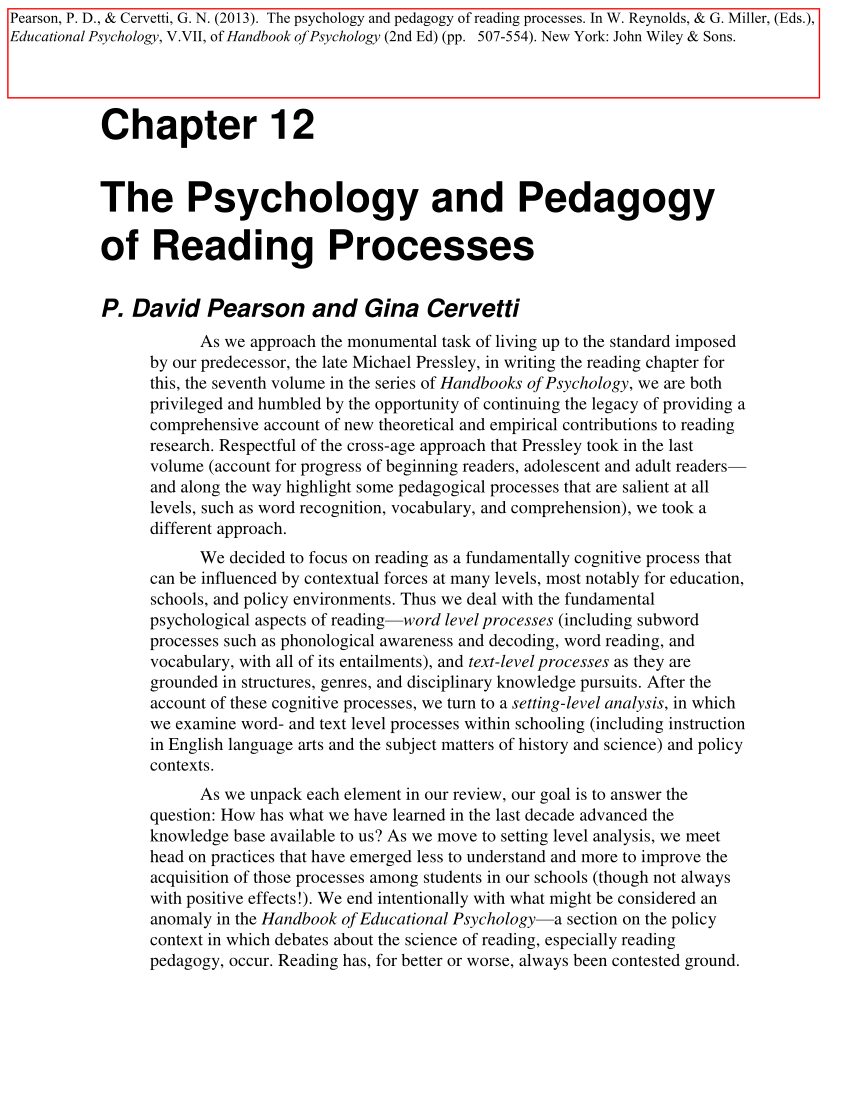 psychological discovery readings 2nd edition pdf