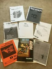 ditch witch 1020 parts manual